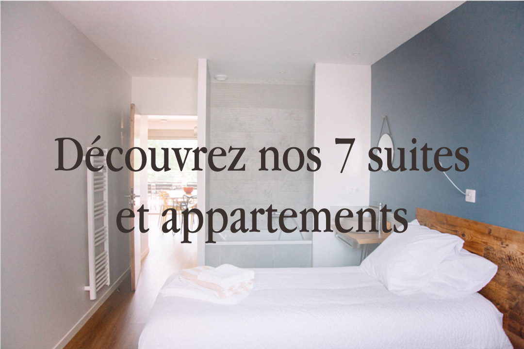 suites et appartements l'Argalyde