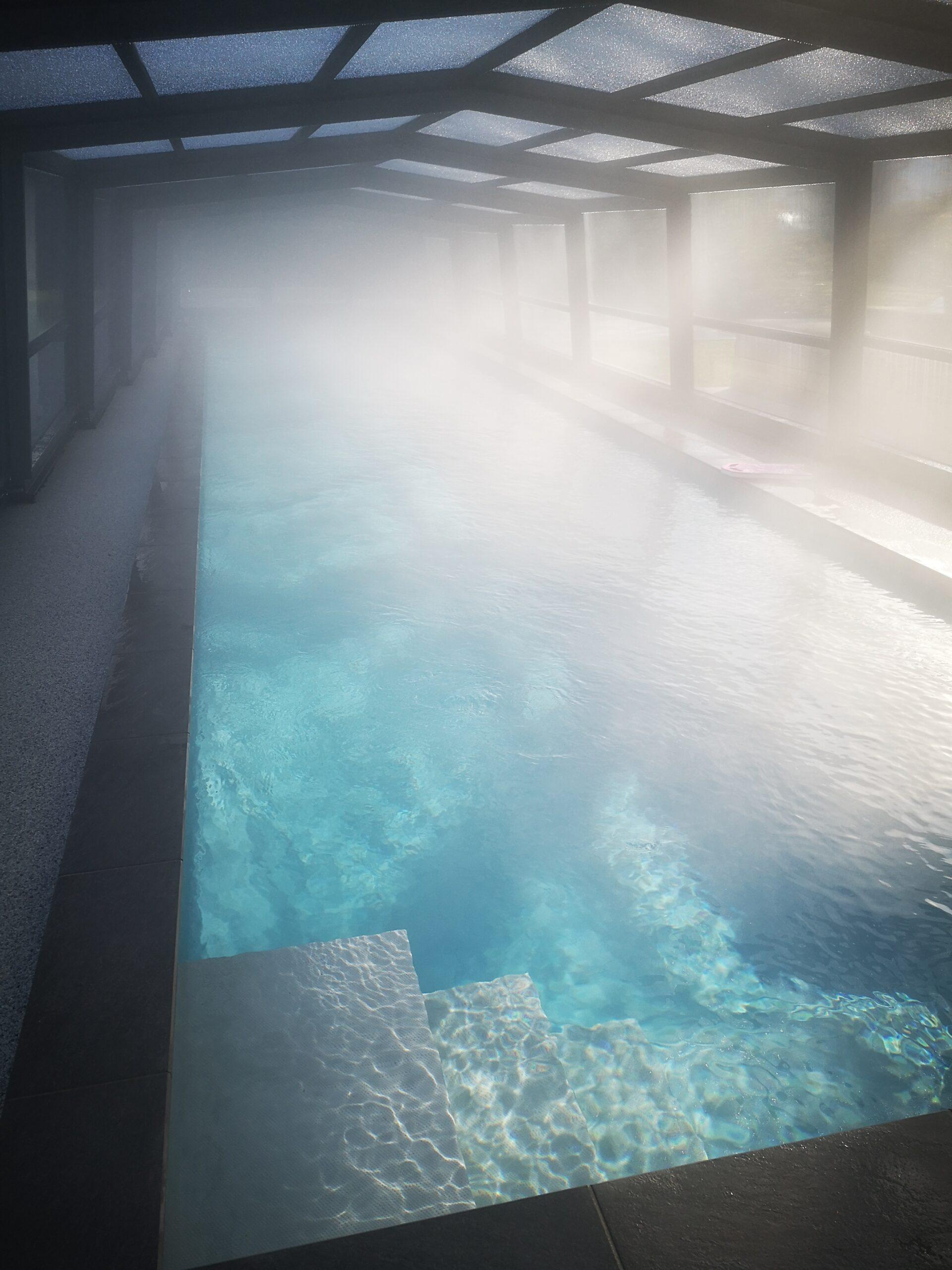 Couloir de nage L'Argalyde